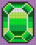 Alpha pattern #51265