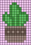 Alpha pattern #51273
