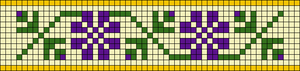Alpha pattern #51283