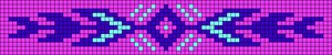 Alpha pattern #51287