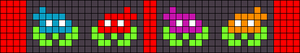 Alpha pattern #51300