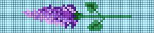 Alpha pattern #51318