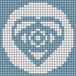 Alpha pattern #51335