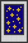 Alpha pattern #51349
