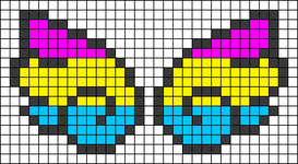 Alpha pattern #51351