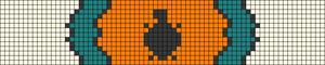 Alpha pattern #51354