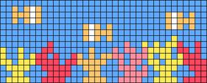 Alpha pattern #51372