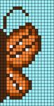 Alpha pattern #51386