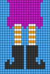 Alpha pattern #51403