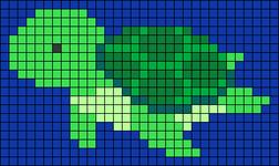 Alpha pattern #51416