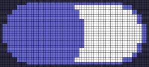 Alpha pattern #51422