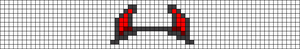 Alpha pattern #51437