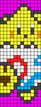 Alpha pattern #51441