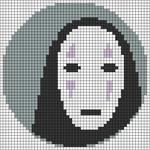 Alpha pattern #51454