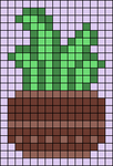 Alpha pattern #51464