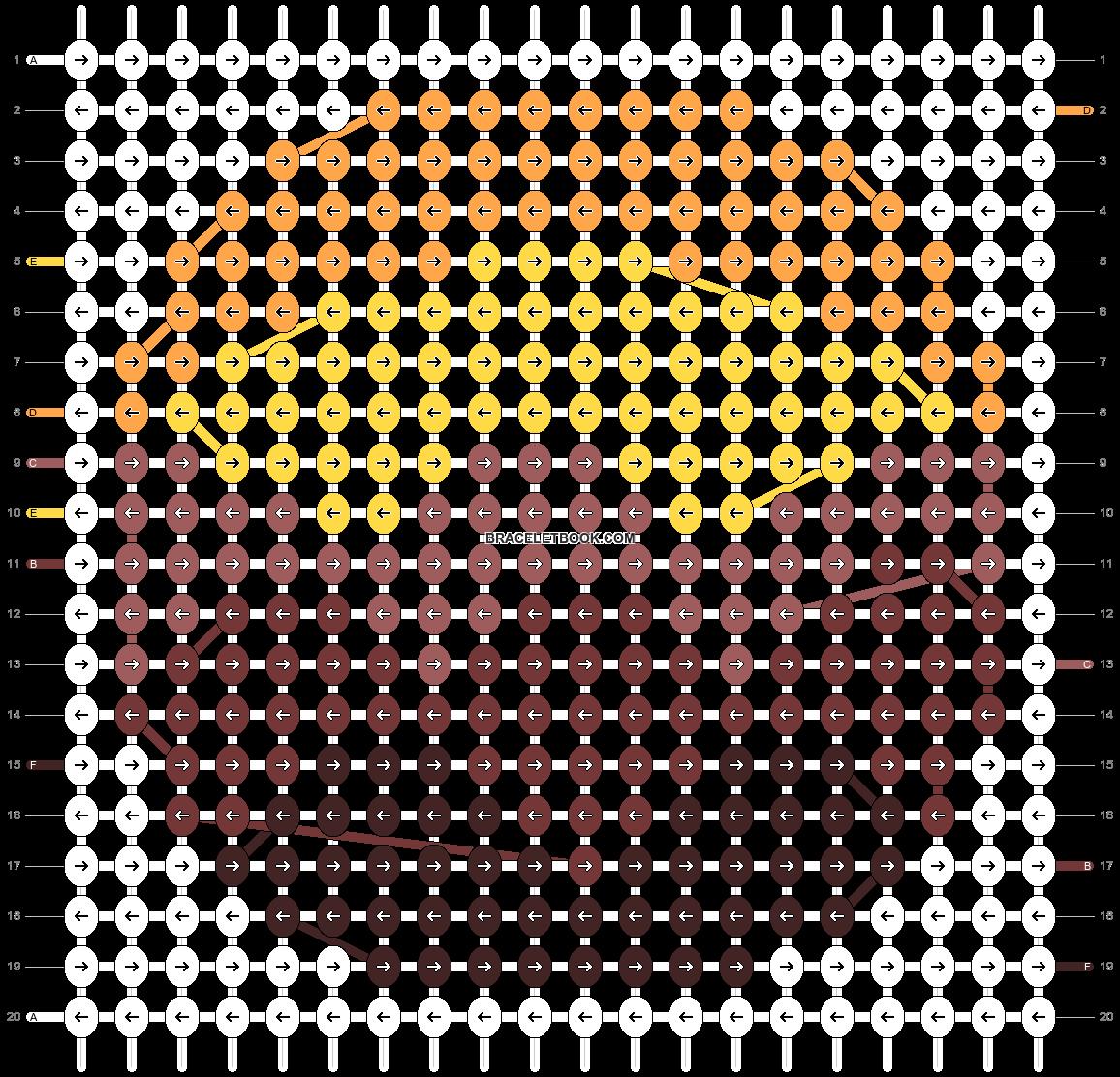 Alpha pattern #51469 pattern