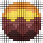 Alpha pattern #51469