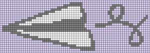 Alpha pattern #51488