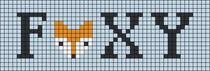 Alpha pattern #51501