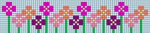 Alpha pattern #51505