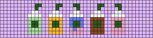 Alpha pattern #51507
