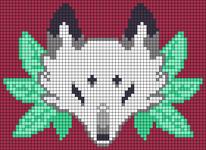 Alpha pattern #51512