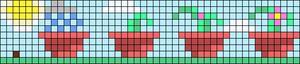 Alpha pattern #51515