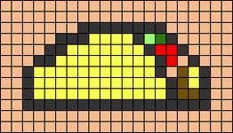 Alpha pattern #51543