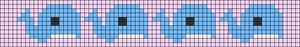 Alpha pattern #51563