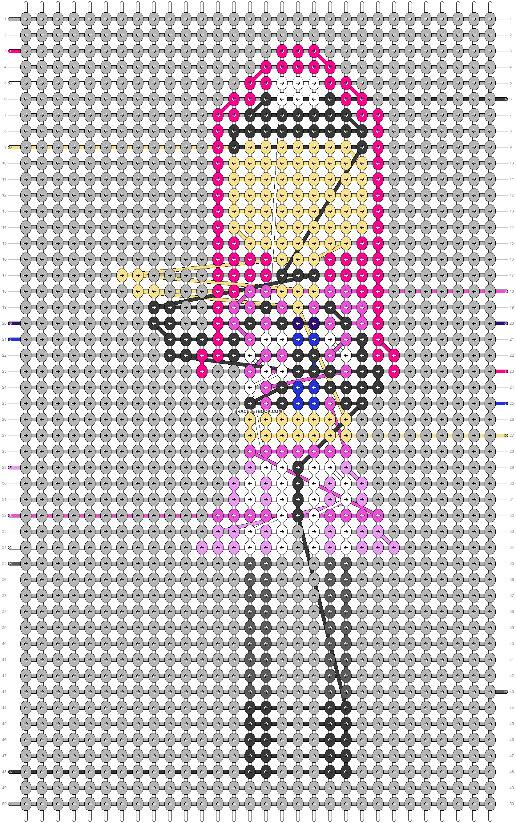 Alpha pattern #51564 pattern