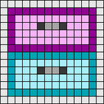 Alpha pattern #51567