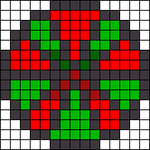 Alpha pattern #51571