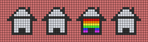 Alpha pattern #51572