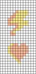Alpha pattern #51575