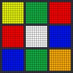Alpha pattern #51577