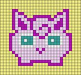 Alpha pattern #51580