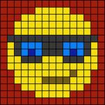 Alpha pattern #51587
