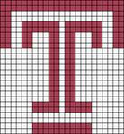 Alpha pattern #51593