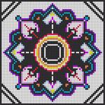 Alpha pattern #51599
