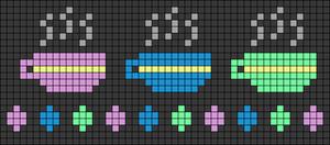 Alpha pattern #51601