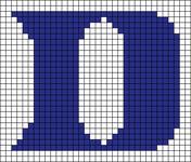 Alpha pattern #51603