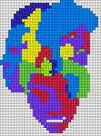 Alpha pattern #51605