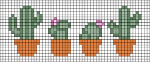 Alpha pattern #51613