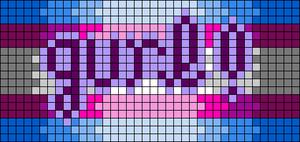 Alpha pattern #51614