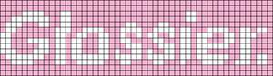 Alpha pattern #51615
