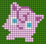 Alpha pattern #51627