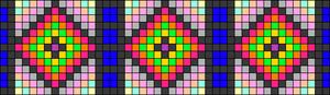 Alpha pattern #51628