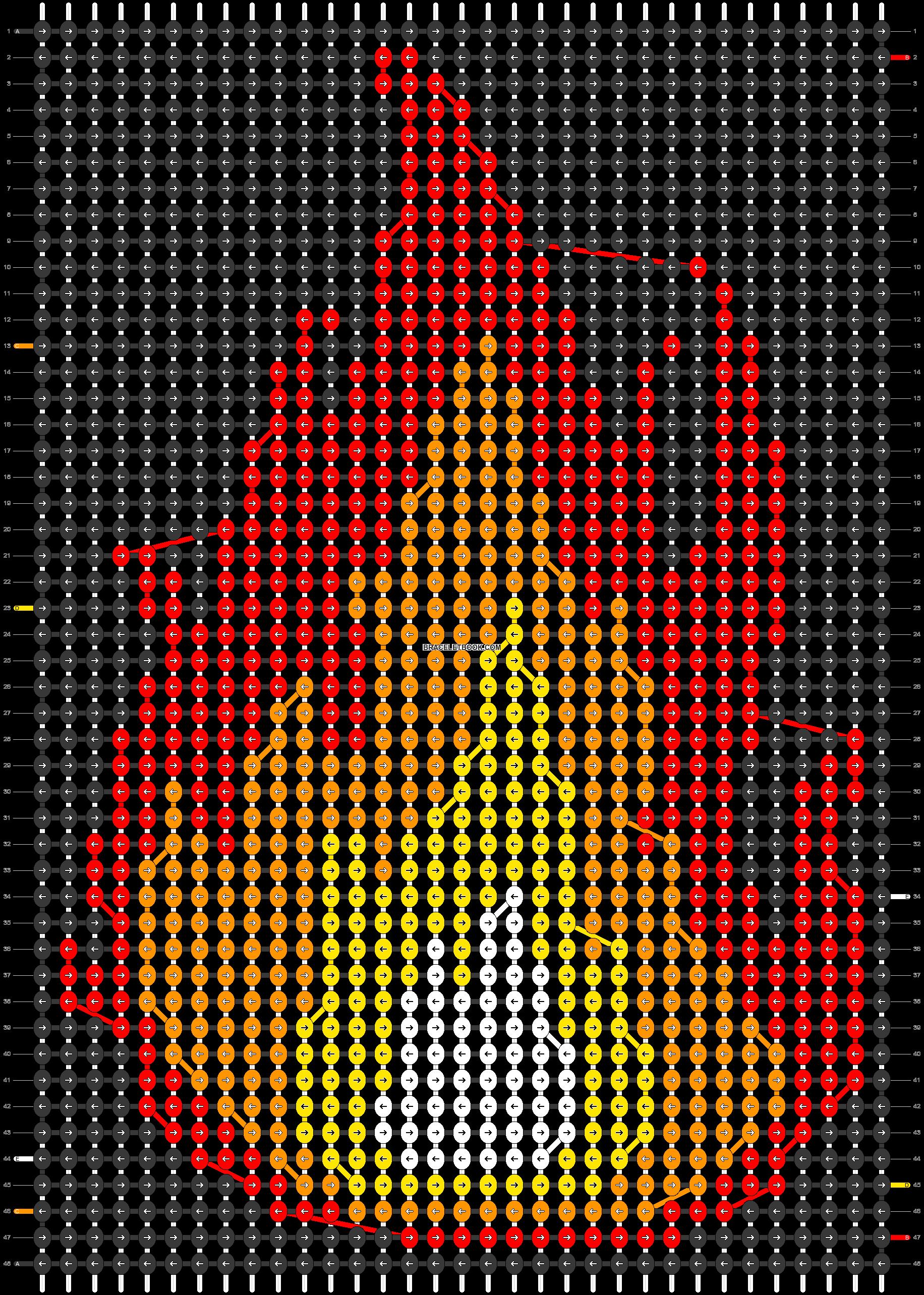 Alpha pattern #51630 pattern