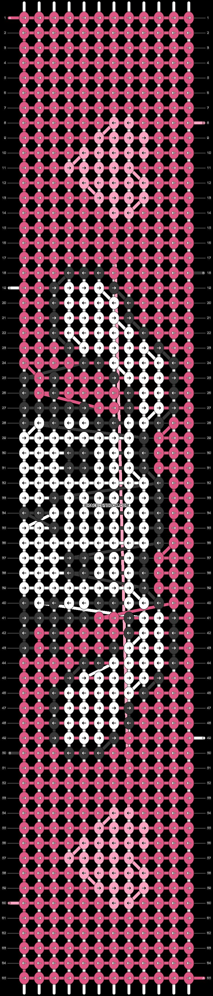 Alpha pattern #51638 pattern