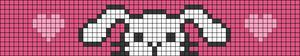 Alpha pattern #51638